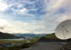 SES: Rural Alaska Benefits from Enhanced WiFi and Broadband Services via Satellite (Photo: Business Wire)