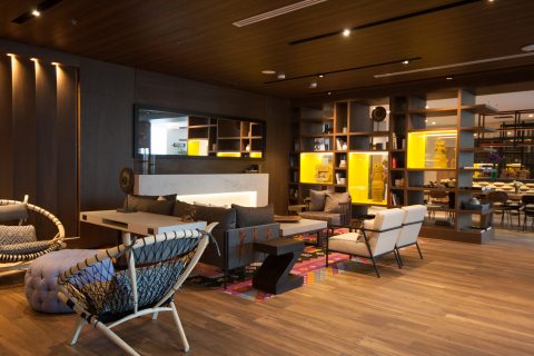 Hyatt Centric Guatemala City is designed to make guests feel welcome and connected to the heart of Guatemala City and all it has to offer. (Photo: Business Wire)