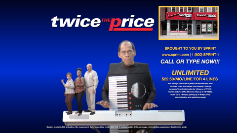 Twice the Price store opens today! (Photo: Business Wire)
