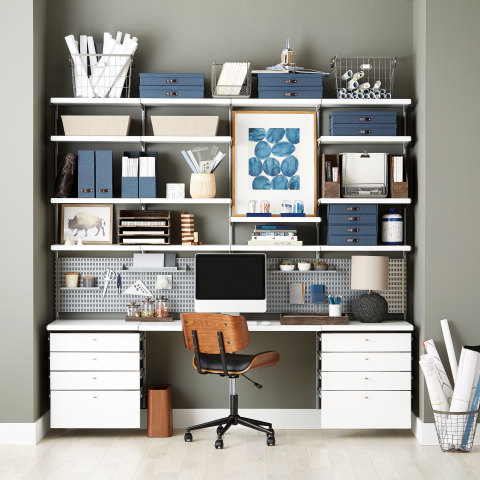 The Container Store Introduces New Additions To Elfa Décor U2013 The Retaileru0027s  Best Selling Shelving