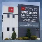 AHF Healthcare Center Orlando will have a grand opening ceremony on July 25th and offer patient appointments Monday-Friday from 8:00 a.m. to 5:00 p.m. Appointments can be scheduled by calling (407) 204-7000. (Photo: Business Wire)