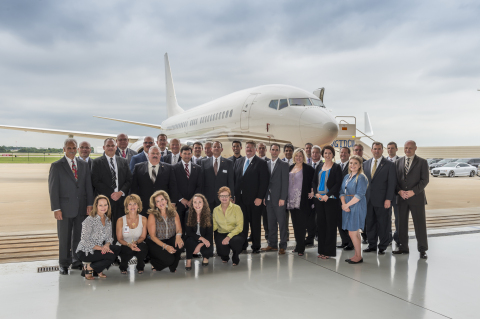 Hillwood Airways today announced it has received certification from the Federal Aviation Administration (FAA) as the nation's newest Part 121 Supplemental Air Carrier. (Photo: Business Wire)
