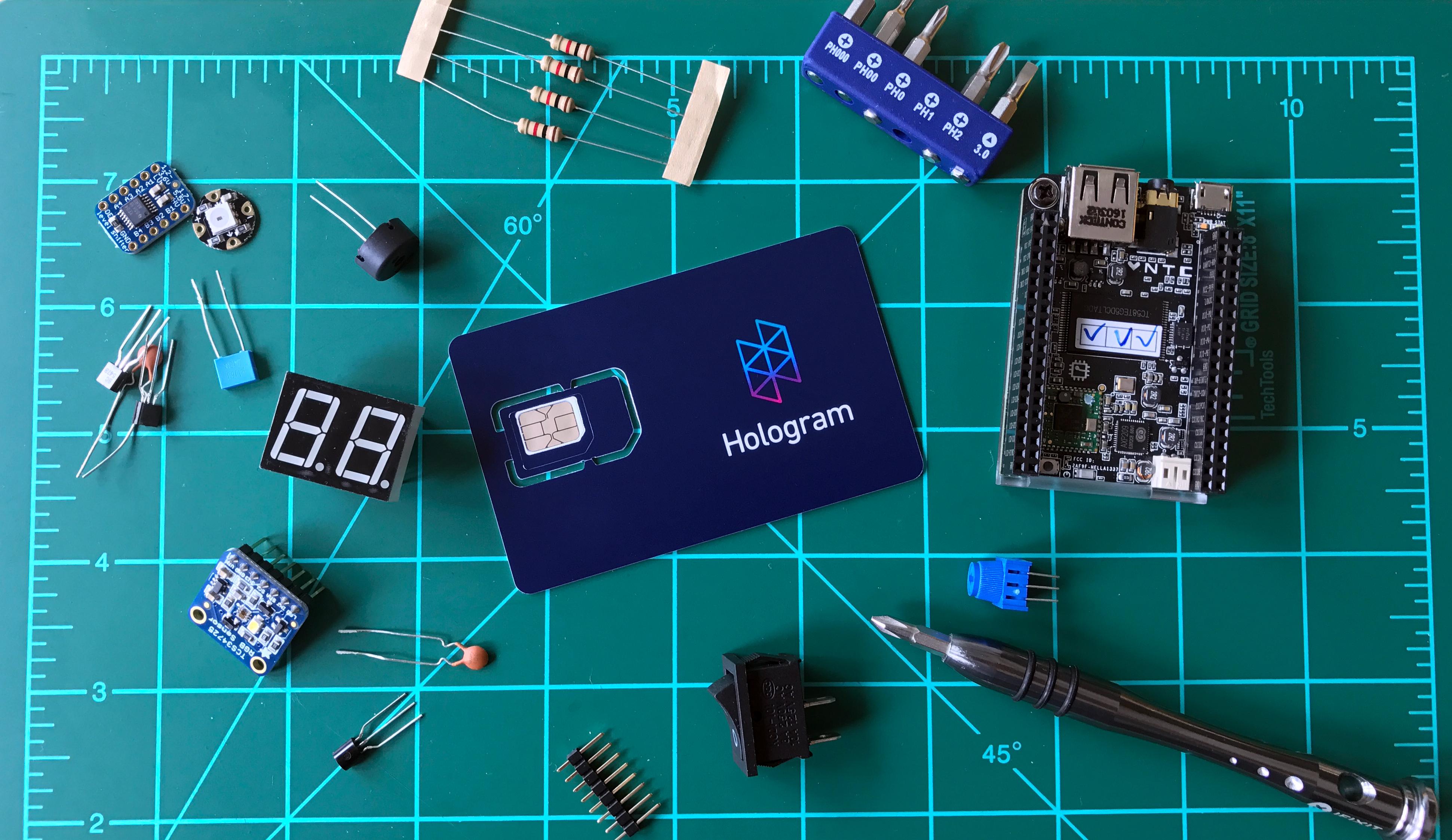 Hologram Announces the World\'s Largest LTE Software-Defined Cellular ...