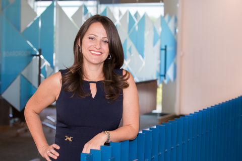 Leticia Castellanos as Stream's Vice President and General Manager of Energy Services (Photo: Business Wire)
