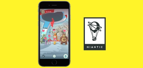 """""""Evolution of AR in Pokémon GO"""" © 2017 Niantic, Inc."""