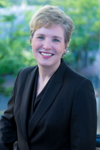 Maria Pope, senior vice president of Power Supply, Operations and Resource Strategy (Photo: Business Wire)