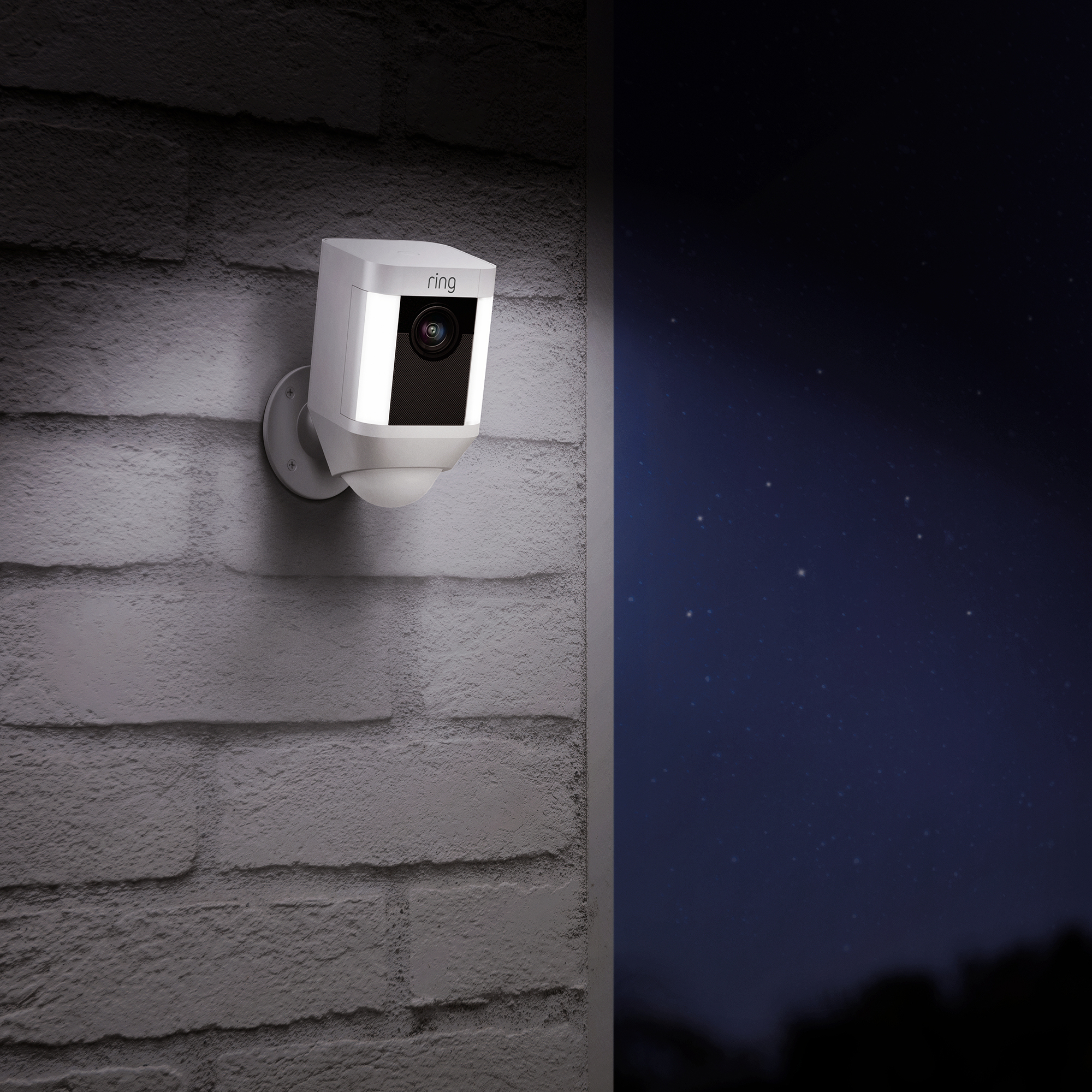 Security In A Whole New Light: Ring Expands Floodlight Cam