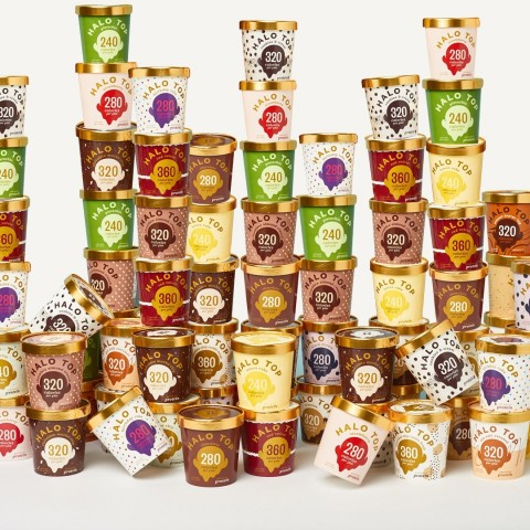 Halo Top Creamery is Now the Best-Selling Pint of Ice Cream in the United States (Photo: Business Wire)