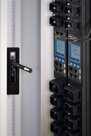 Chatsworth Products (CPI) eConnect® Electronic Access Control (Photo: Business Wire)