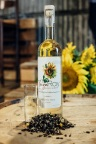 Now it's time to raise a glass to TazaRay, the first sunflower spirit that is naturally gluten-free from Dalton Distillery. TazaRay is aged in used bourbon barrels and TazaRay Red is aged in used red wine barrels. Both offer a unique tasting experience that customers are sure to enjoy. (Photo: Business Wire)