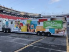 Cigna donated its Mobile Learning Lab trailer to help Appalachian Miles for Smiles of Kingsport, Tenn. provide free dental care to the region. (Photo: Business Wire)