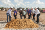 Watercrest Senior Living Group and Providence One Partners celebrate the groundbreaking of Sage Park Assisted Living and Memory Care in Kissimmee, FL. (Photo: Business Wire)
