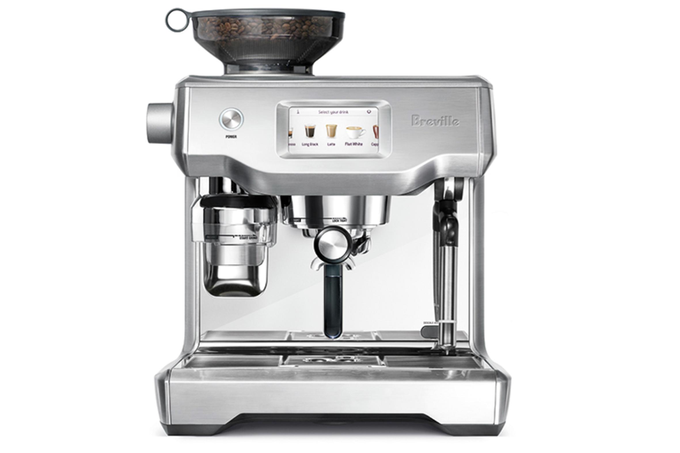 Breville Introduces Next Generation Automatic Espresso Machine
