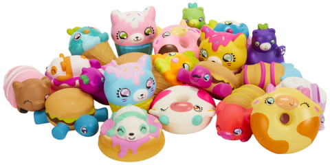 Squish-Dee-Lish    Squishies by JAKKS Pacific Will Become Your New Main Squeeze Business Wire