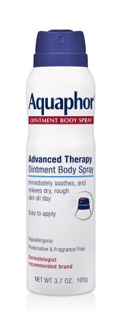 Aquaphor Ointment Body Spray. (Photo: Business Wire)