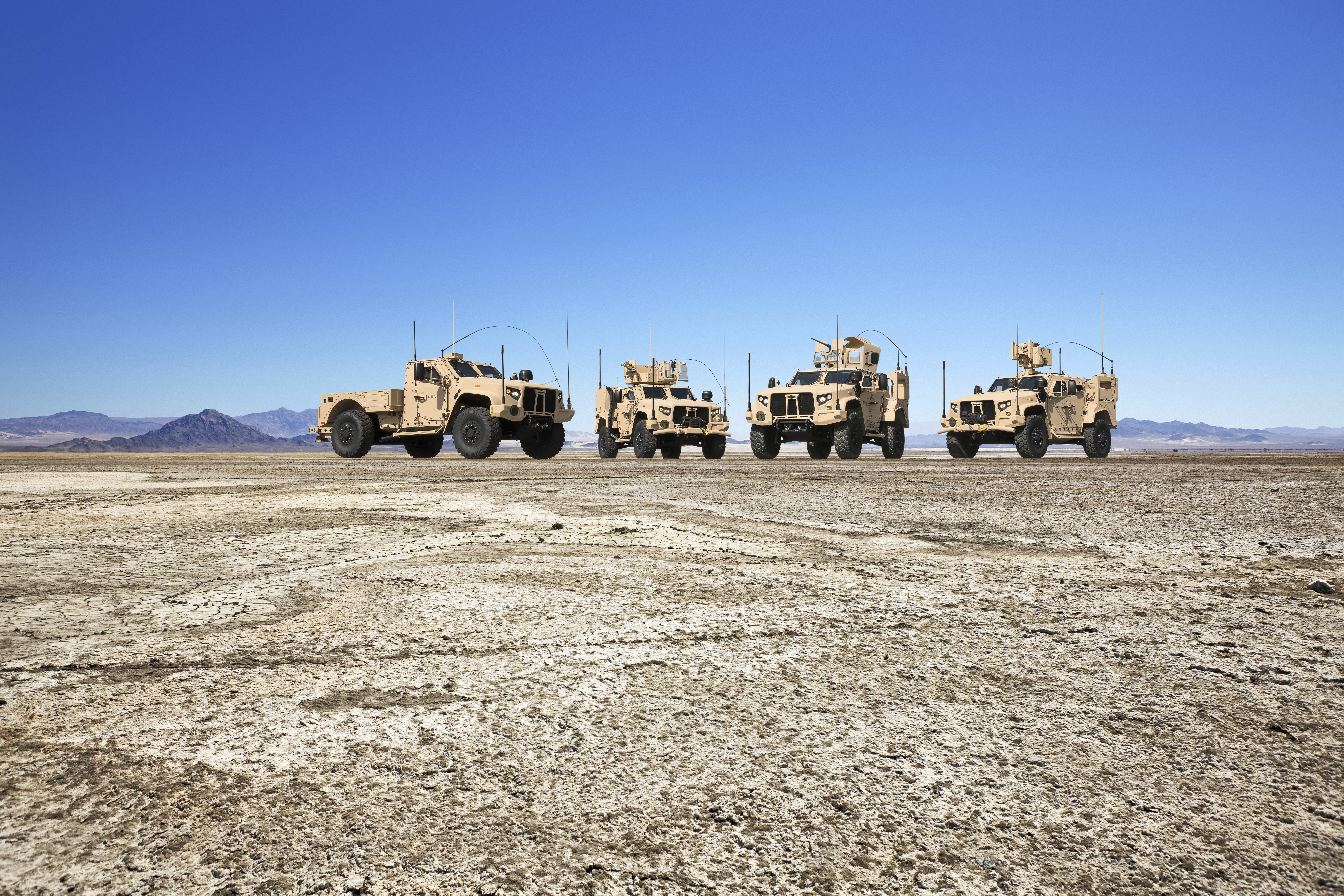 U.S. Army Places $195 Million Order for Joint Light Tactical ...