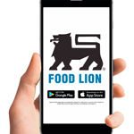 Shopping and saving are now easier with the new Food Lion mobile app. App features digital MVP card, loadable coupons, recipe finder and more.