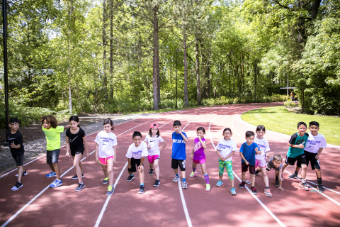 Marathon Kids and Nike Celebrate a National Milestone with More than 350,000 Active Kids  (Photo: Business Wire)