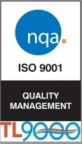 ISO 9001 and TL 9000 (Graphic: Business Wire)