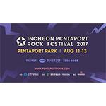 'Incheon Pentaport Rock Festival 2017′ Final Lineup Announced