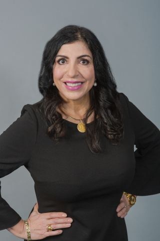 Teresa Palacios Smith has joined HSF Affiliates LLC, operator of Berkshire Hathaway HomeServices, Real Living Real Estate and Prudential Real Estate, as vice president of Diversity and Inclusion. (Photo: Business Wire)