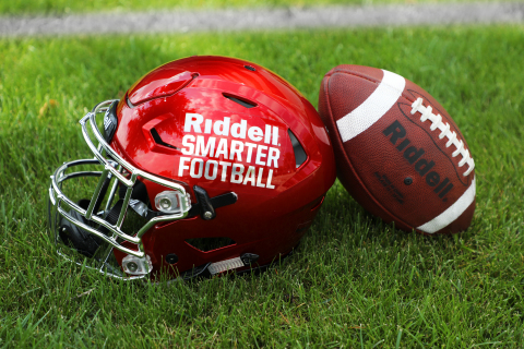 Riddell Launches Season Three of Smarter Football Program Offering New Equipment to Teams Advancing the Game (Photo: Business Wire)