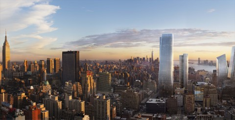 Accenture will consolidate its New York City office space and create an innovation hub at One Manhat ...