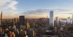 Accenture will consolidate its New York City office space and create an innovation hub at One Manhattan West, in the brand new Hudson Yards district (credit: Brookfield Property Partners).