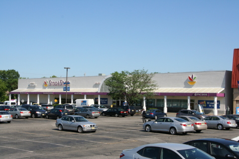 Washington Commons Shopping Center