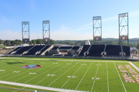 Tom Benson Hall of Fame Stadium (Photo: Business Wire)