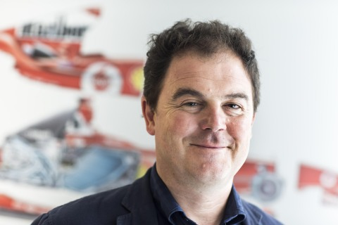 Motorsport Network has reached agreement with high-profile Formula 1 commentator and journalist James Allen to bring his award-winning blog JamesAllenonF1.com to Motorsport.com, Autosport.com and Motor1.com. (Photo: Business Wire)