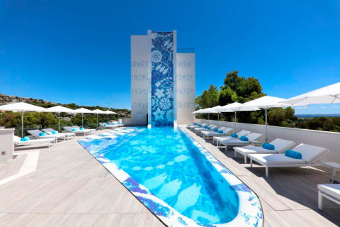 Book your next luxury vacation at IBEROSTAR Grand Hotel Portals Nous in Majorca, Spain at: www.ibero ...