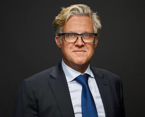 Rasmus Rojkjaer, CEO of Alvotech (Photo: Business Wire)