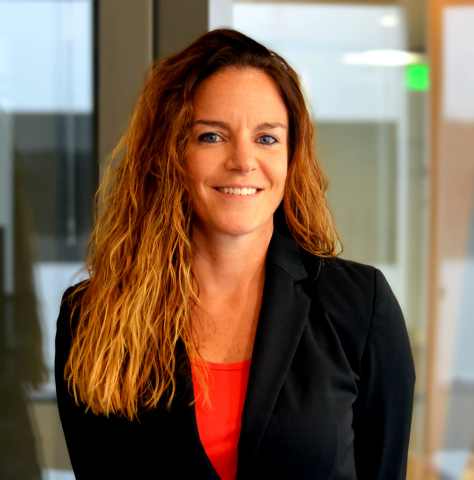 Kimberly Davids has been named the first female general manager in the history of The Weitz Company. (Photo: The Weitz Company)