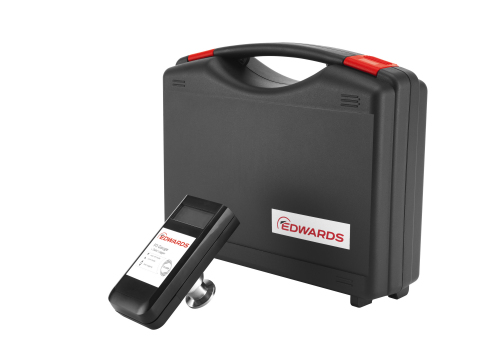 Edwards Launches Easy to Use P3 Handheld Vacuum Gauge (Photo: Business Wire)