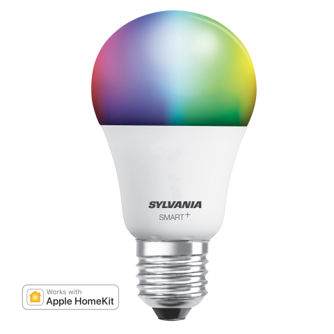 SYLVANIA SMART+ First HomeKit-enabled, Hub Free Light Bulb Available for Pre-order (Photo: Business ...