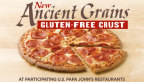 Papa John's Gluten-Free Crust Made from Ancient Grains Rolls Out Across the Country After Successful Pilot (Photo: Business Wire)