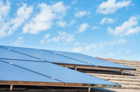 Eligible homeowners can log on to www.AllEnergySolar.com/Sweepstakes to enter to win and see the official rules. (Photo: Business Wire)