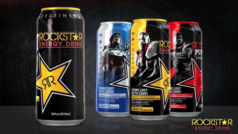 Destiny 2 and Rockstar (Photo: Business Wire)