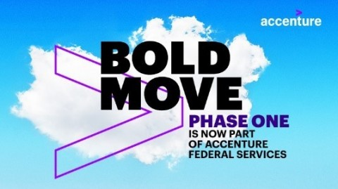 Phase One is now part of Accenture Federal Services (Graphic: Business Wire)