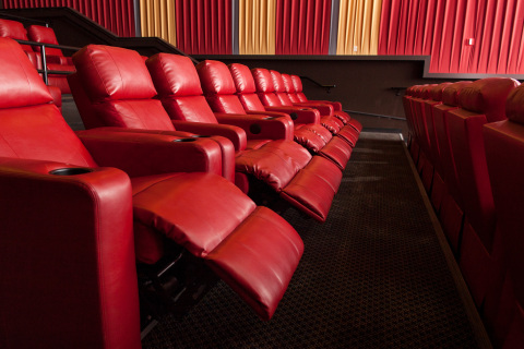 Marcus Theatres® expands DreamLounger℠ seating to six Marcus Wehrenberg locations (Photo: Marcus The ...