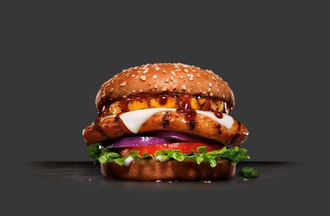 Charbroiled Hawaiian Chicken Sandwich (Photo: Business Wire)