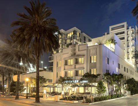Book your next vacation at IBEROSTAR Berkeley in South Beach at: www.IBEROSTAR.com (Photo: Business  ...