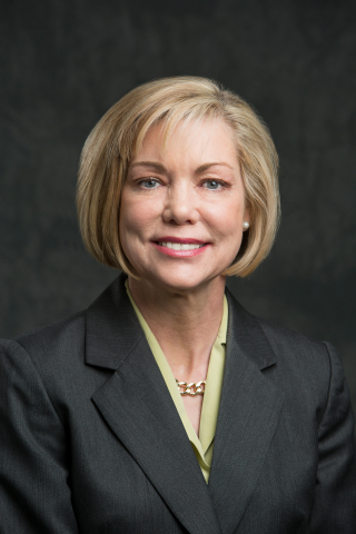 Lynn Dugle, Engility CEO (Photo: Business Wire)
