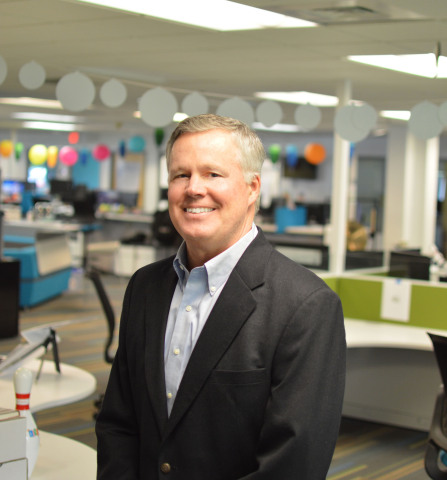Kevin Bisson, EVP of Finance & CFO, Ipswitch (Photo: Business Wire)