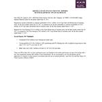 KKR Real Estate Finance Trust Inc. Second Quarter 2017 Results