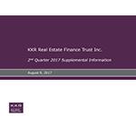 KKR Real Estate Finance Trust Inc. Supplemental Information for the Quarter Ended June 30, 2017