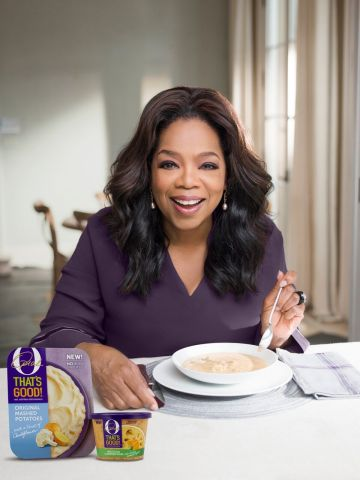 Kraft Heinz and Oprah Winfrey Collaborate to Create O, That's Good! (Photo: Business Wire)