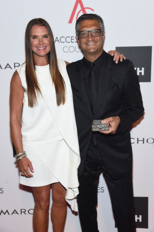 Accessories Council Celebrated the 21st Annual ACE Awards (Photo:Business Wire)
