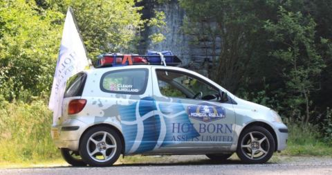 Former Holborn Assets interns take part in the Mongol Rally (Business Wire)
